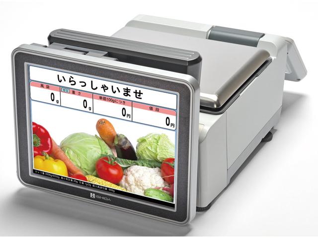 スケールレジスター Sr 2000xスケールレジスター製品情報イシダ